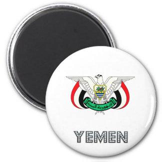 Yemen Coat of Arms Magnet