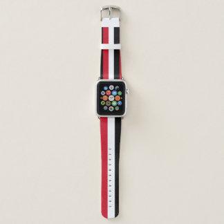 Yemen Flag Apple Watch Band