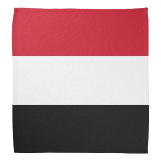 Yemen Flag Bandana