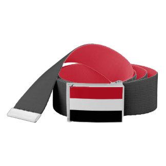 Yemen Flag Belt