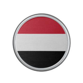 Yemen Flag Bluetooth Speaker