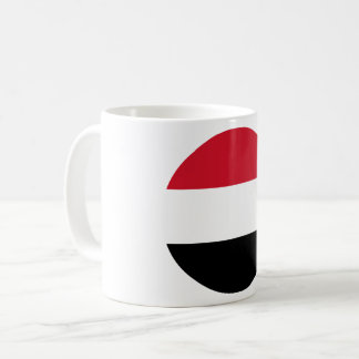 Yemen Flag Coffee Mug