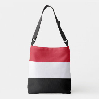 Yemen Flag Crossbody Bag