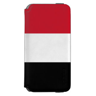 Yemen Flag Incipio Watson™ iPhone 6 Wallet Case