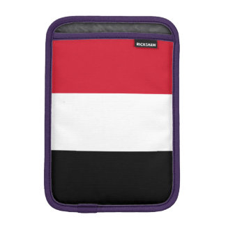 Yemen Flag iPad Mini Sleeve