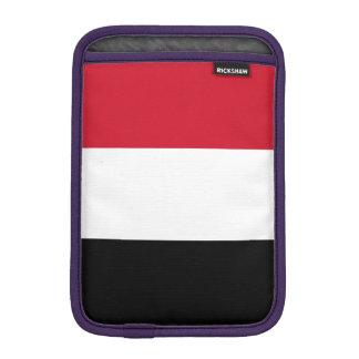 Yemen Flag iPad Mini Sleeves