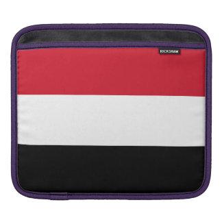 Yemen Flag iPad Sleeves