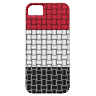Yemen Flag iPhone 5 Case