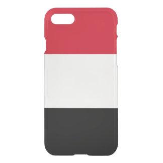 Yemen Flag iPhone 7 Case