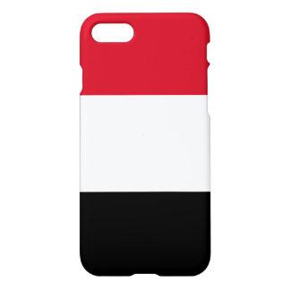 Yemen Flag iPhone 8/7 Case