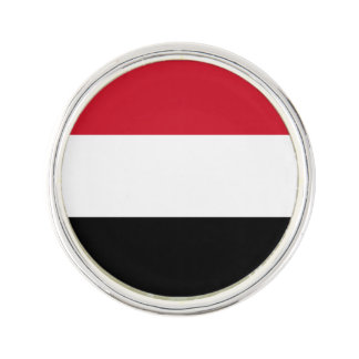 Yemen Flag Lapel Pin
