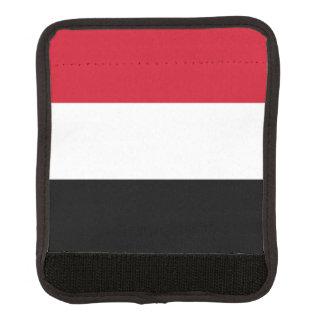 Yemen Flag Luggage Handle Wrap