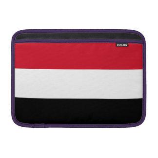 Yemen Flag MacBook Air Sleeves