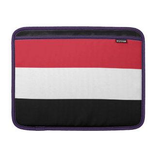 Yemen Flag Sleeve For MacBook Air