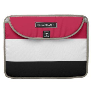 Yemen flag sleeves for MacBooks