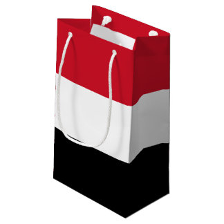 Yemen Flag Small Gift Bag