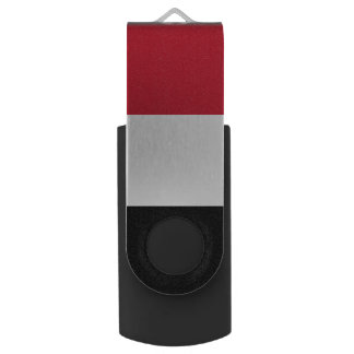 Yemen Flag Swivel USB 2.0 Flash Drive