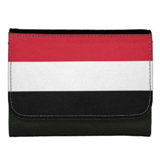 Yemen Flag Wallets