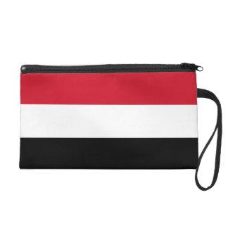 Yemen Flag Wristlet