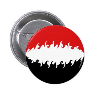 Yemen Gnarly Flag Button