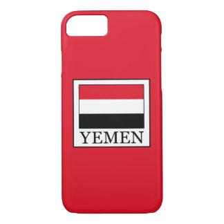 Yemen iPhone 7 Case