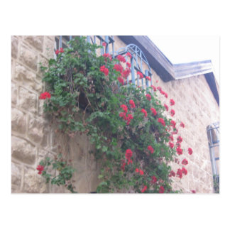 Yemin Moshe Postcard