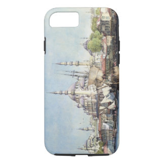 Yeni Jami and St. Sophia from the Golden Horn, pla iPhone 7 Case