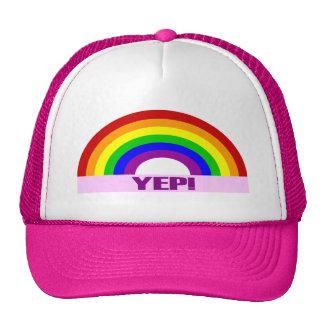 Yep Gay Pride Hat