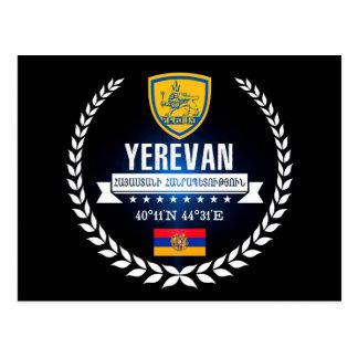 Yerevan Postcard