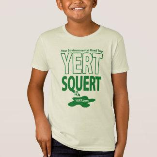 YERTSQUERT kids T-Shirt