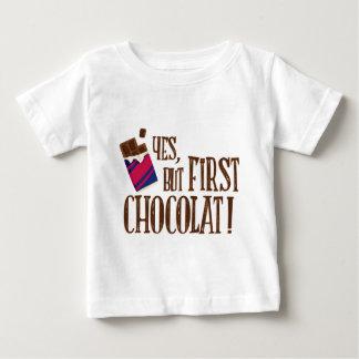 yes, but roofridge chocolat baby T-Shirt