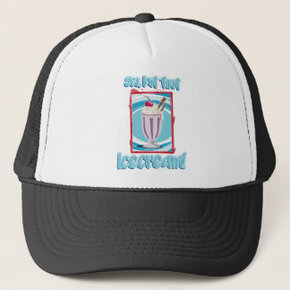 yes, but roofridge icecream trucker hat