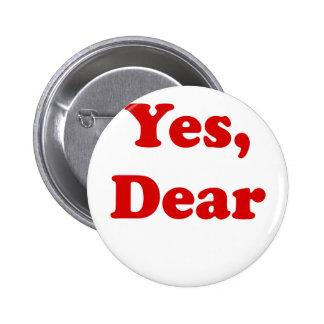 Yes Dear Pins