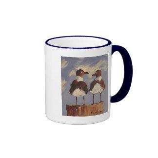 Yes Dear Ringer Coffee Mug