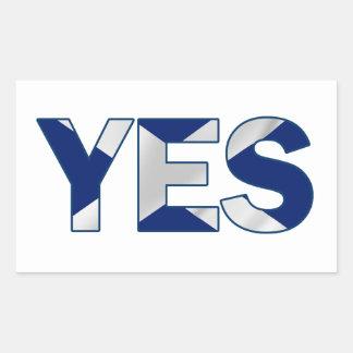 Yes Design Sticker
