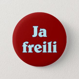 Yes freili certainly Bavaria Bavarian Bavarian 2 Inch Round Button