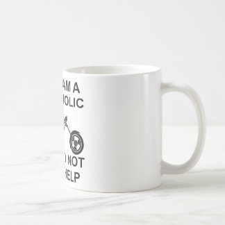 Yes I Am A Bikeaholic No I Do Not Need Help Coffee Mug