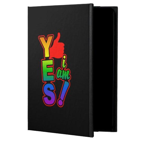"""YES I am!"" custom cases"