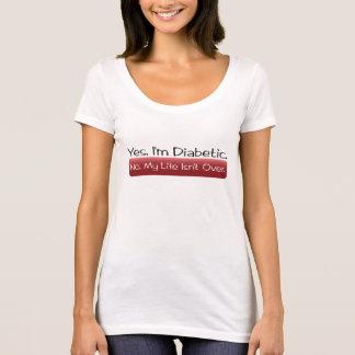 Yes, I am Diabetic T-Shirt