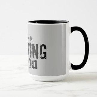 Yes I Am Ignoring You - Introvert Mug
