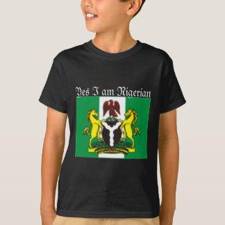 Yes I am Nigerian T-shirt