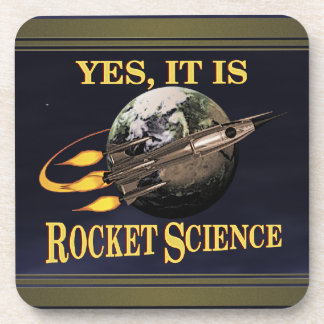 Yes, It Is Rocket Science Coaster