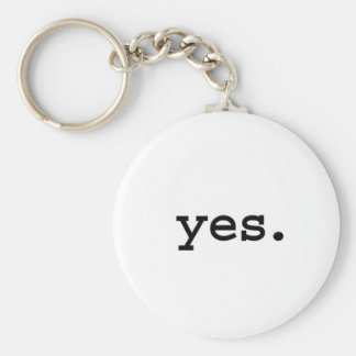 yes. keychain