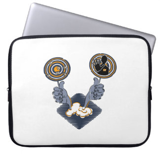 Yes & No Laptop Sleeves
