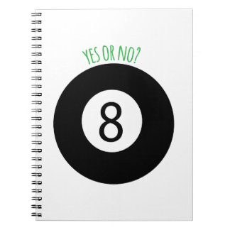 Yes Or No? Note Book