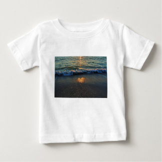 Yes, the Ocean Knows Baby T-Shirt