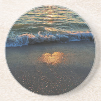 Yes, the Ocean Knows Beverage Coasters