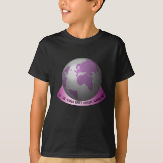 Yes, the world DOES revolve around me T-Shirt