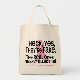 Yes, They Are Fake 2.2 Breast Cancer