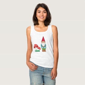 Yes, this is a stupid Gnome shirt... Tank Top